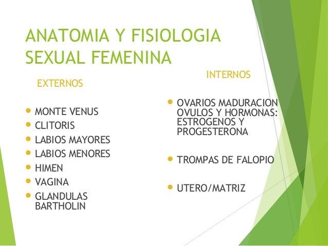 RESPUESTA SEXUAL Estimulación sexual y erótica, que comprenden el ciclo sexual que abarca la actividad genital desde la mí...