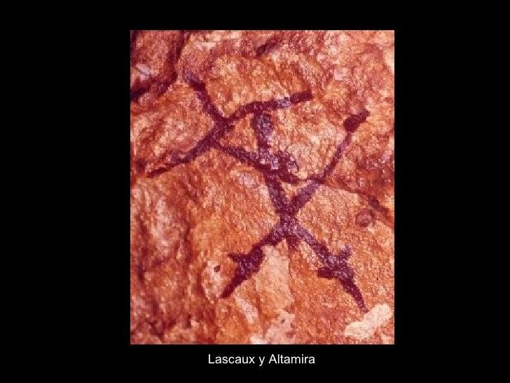 Lascaux y Altamira