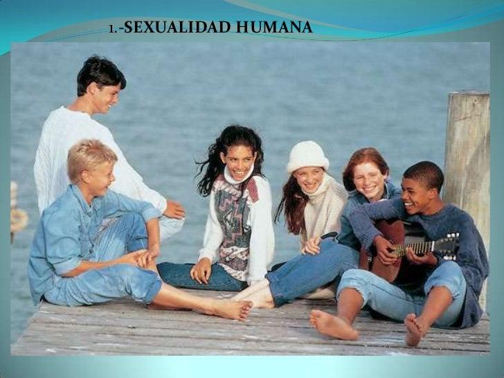 1.-SEXUALIDAD HUMANA<br />