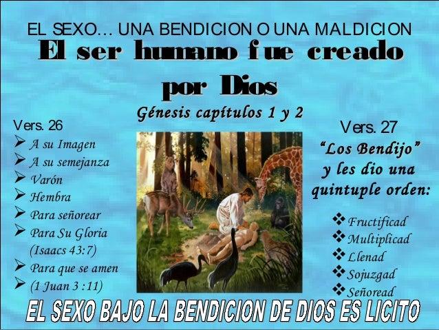 El ser humano fue creadoEl ser humano fue creado por Diospor Dios Génesis capítulos 1 y 2Génesis capítulos 1 y 2 Vers. 26 ...