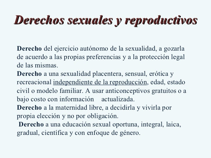 Sexualidad responsable Slide 3