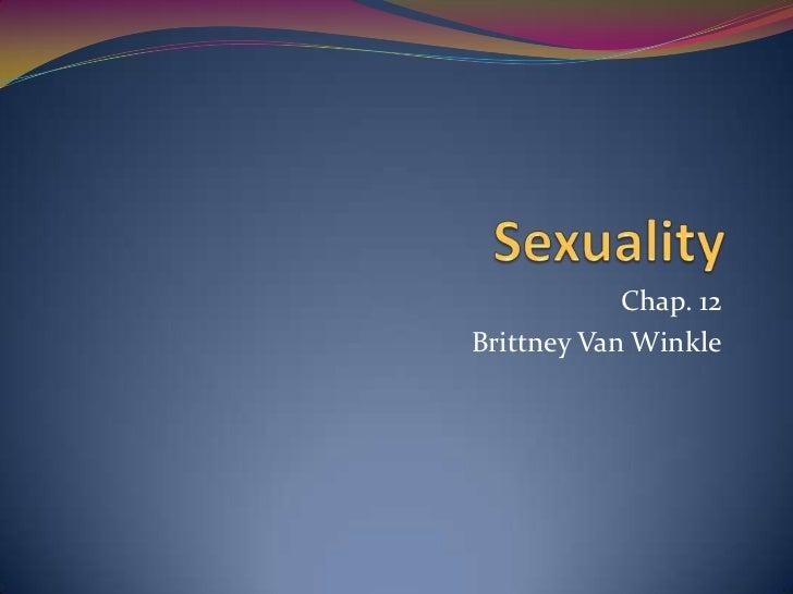 Chap. 12Brittney Van Winkle