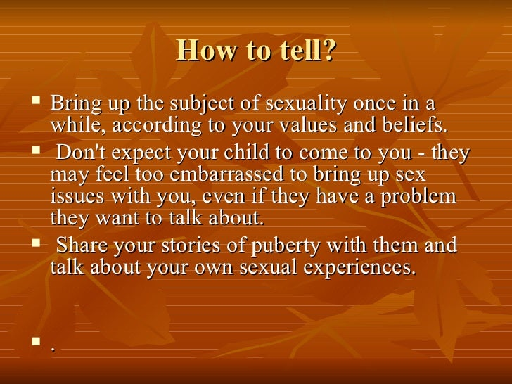 How to tell what sexuality you are
