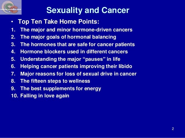 Cancer star sign sexuality