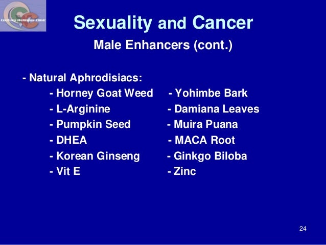 zinc and male sexuality