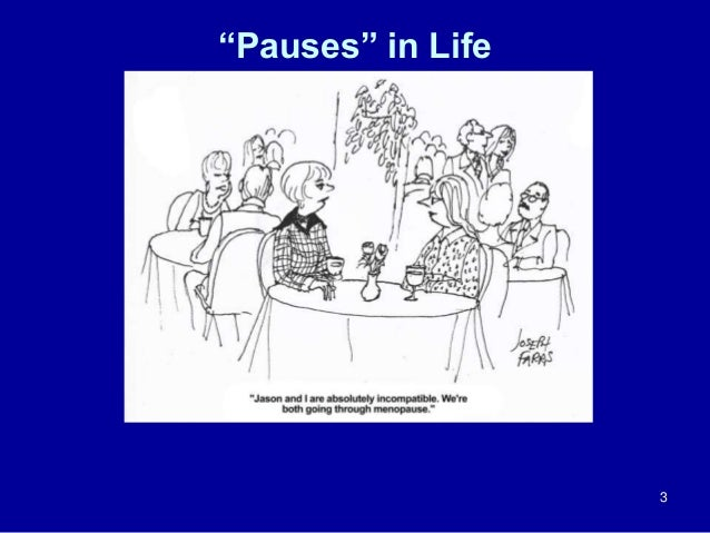 """""""Pauses"""" in Life  3"""