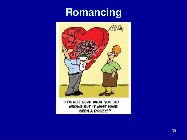 Romancing  35