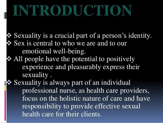 Sexual health nurse description and responsibilities
