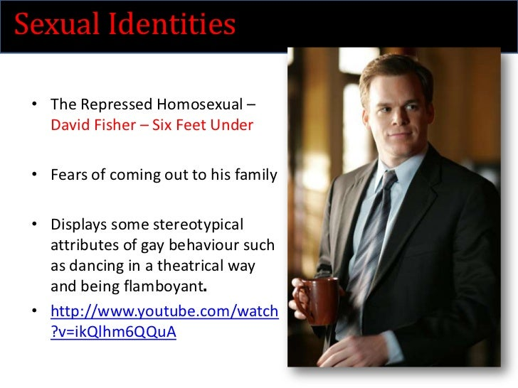 Repressed homosexual definition