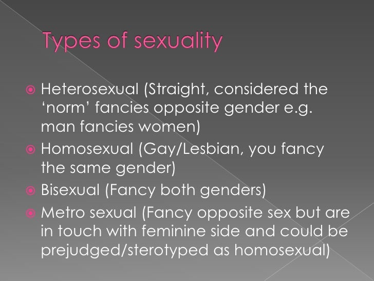 Sexuality Stereotypes2