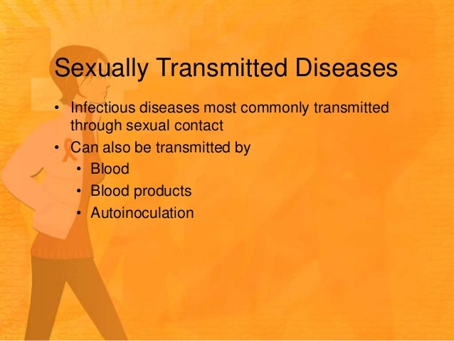 Common sexually transmitted diseases in the philippines