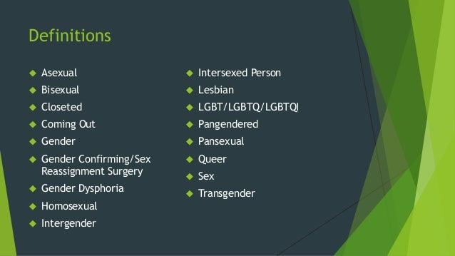 Sexual orientation change surgery