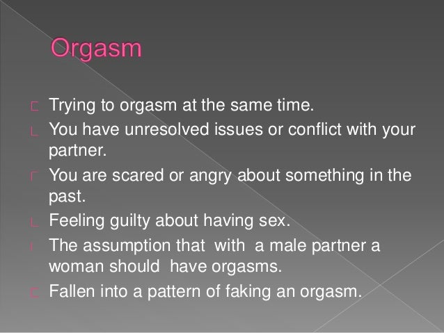 How to pleasure a woman sexually