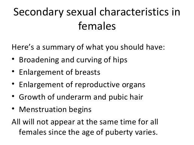 Female secondary sex characteristics, hot cara nude