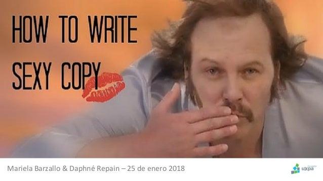 Mariela Barzallo & Daphné Repain – 25 de enero 2018
