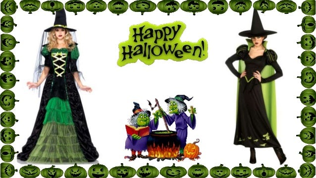 SEXY HALLOWEEN WITCHES
