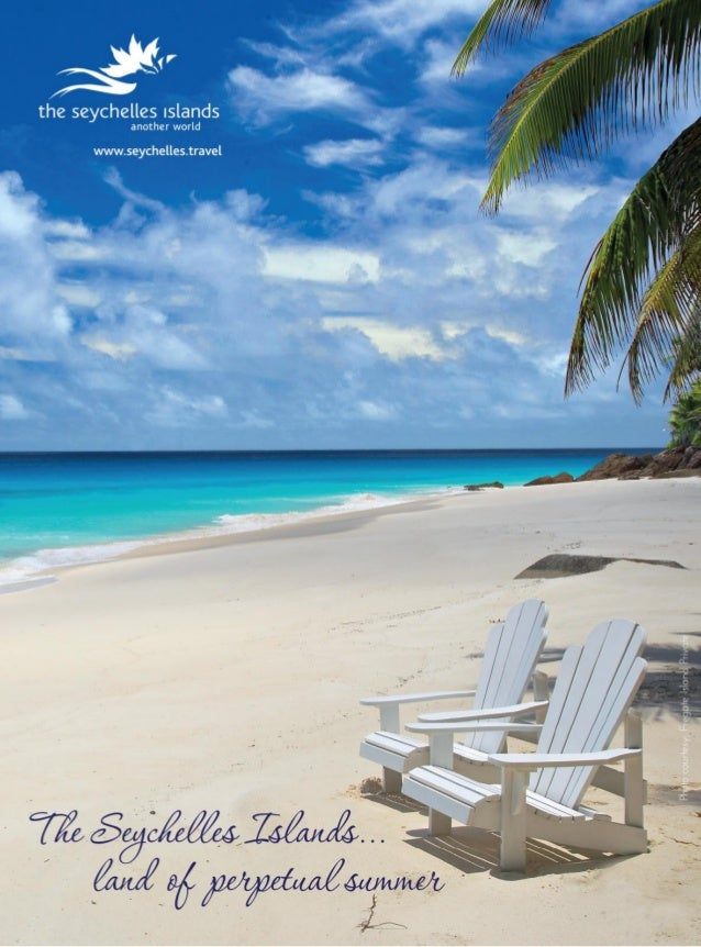 Seychelles Cover Story In Global Destination Jan Feb - Where is seychelles in the world