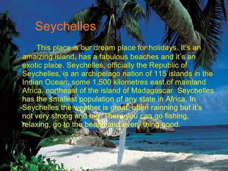 Seychelles Island Slide 2