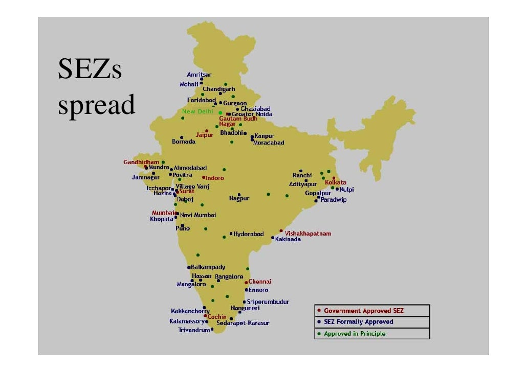 green special economic zones in india Iracst – international journal of commerce, business and management (ijcbm), issn: 2319–2828 vol 4, no1, february 2015 873 impact of special economic zone in india.