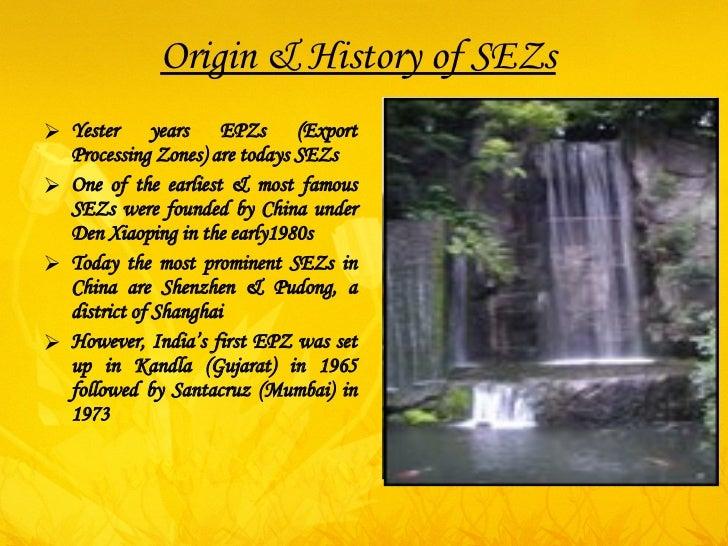 Special Economic Zone Slide 2