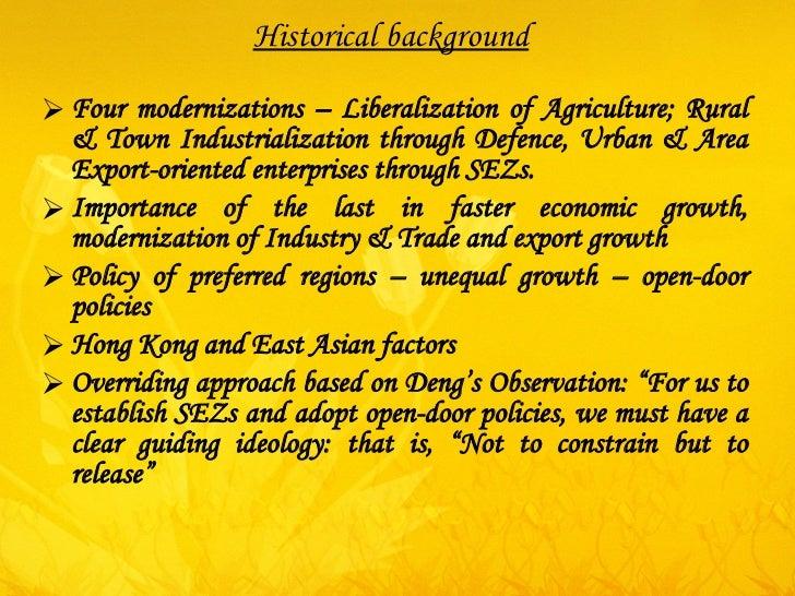 Special Economic Zone Slide 3