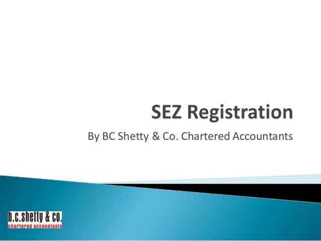 By BC Shetty & Co. Chartered Accountants