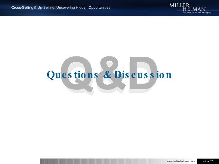 Q&D<br />Q&D<br />Questions & Discussion<br />