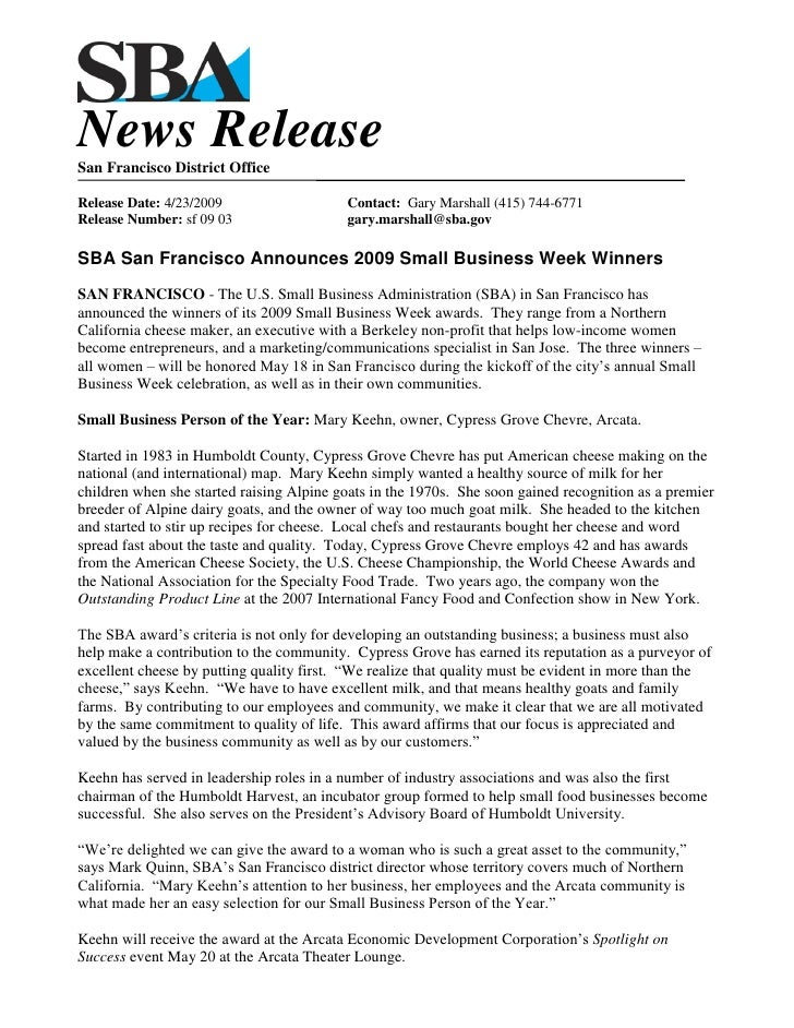 News Release San Francisco District Office  Release Date: 4/23/2009                   Contact: Gary Marshall (415) 744-677...