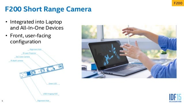 Intel RealSense 3D Camera (Front F200) Driver FREE