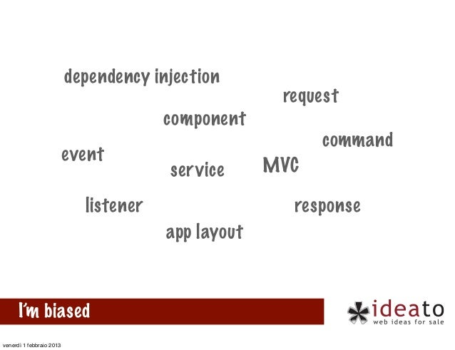 dependency injection                                                     request                                       com...
