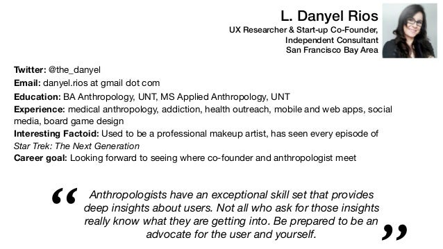 business anthropology roundtable: new voices, new destinations, new f…, Powerpoint templates