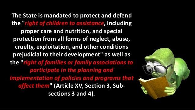 Child Protection/Child Welfare