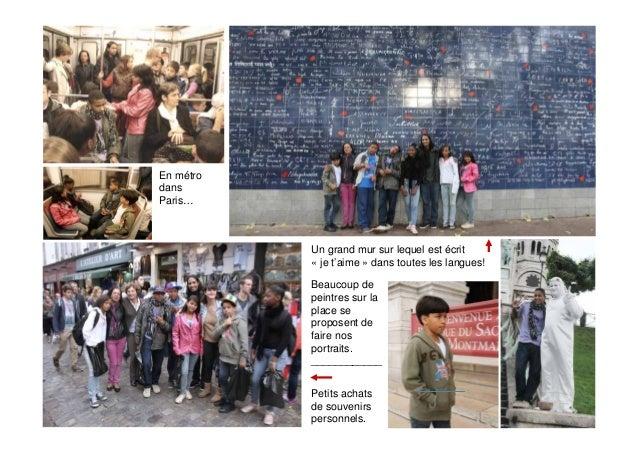 2013 B de la Fcup tit journal SF Le p' /10 s des 27 et 28 Edition de Pari  Un dernier échauffement avant la grande finale ...