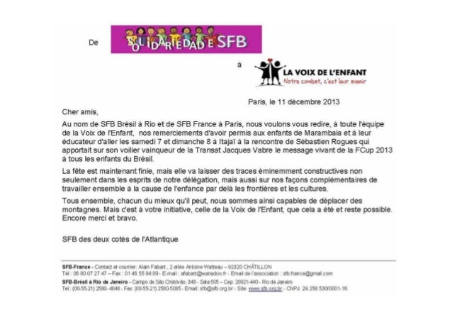 Sfb   le p'tit journal sfb de la f cup 2013 - edition de paris (complet min)