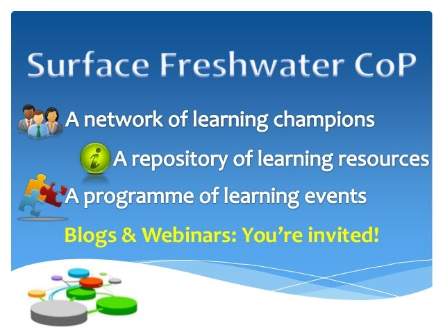 Blogs & Webinars: You're invited!
