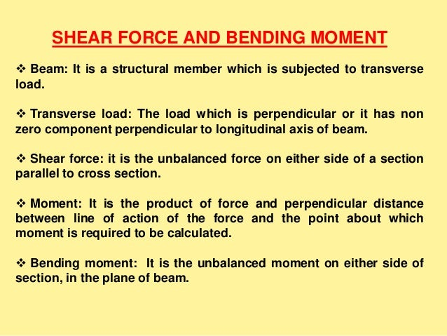 TYPES OF LOAD Sr. No. Type of load Example Description 1. Point Load Concentrated Load acts at a point. 2. Uniformly Distr...
