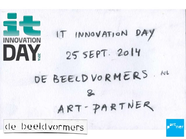 Sfeerimpressie IT Innovation Day 2014