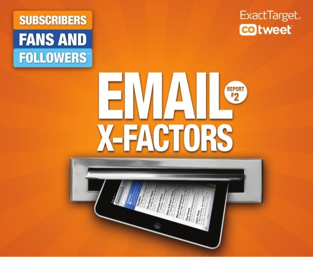 INTRODUCTION    Email marketing isn't new. When it comes to making    headlines in marketing newsletters and at industry  ...