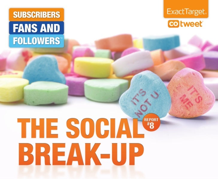 INTRODUCTION    ExactTarget's SUBSCRIBERS, FANS, & FOLLOWERS research    series is the first of its kind—a groundbreaking ...