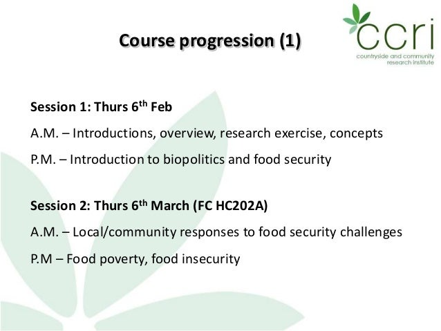 """food security concepts and issues The science of food security aims to address such concerns  the last concept  is the notion of biological utilisation and despite the """"novelty"""" of."""