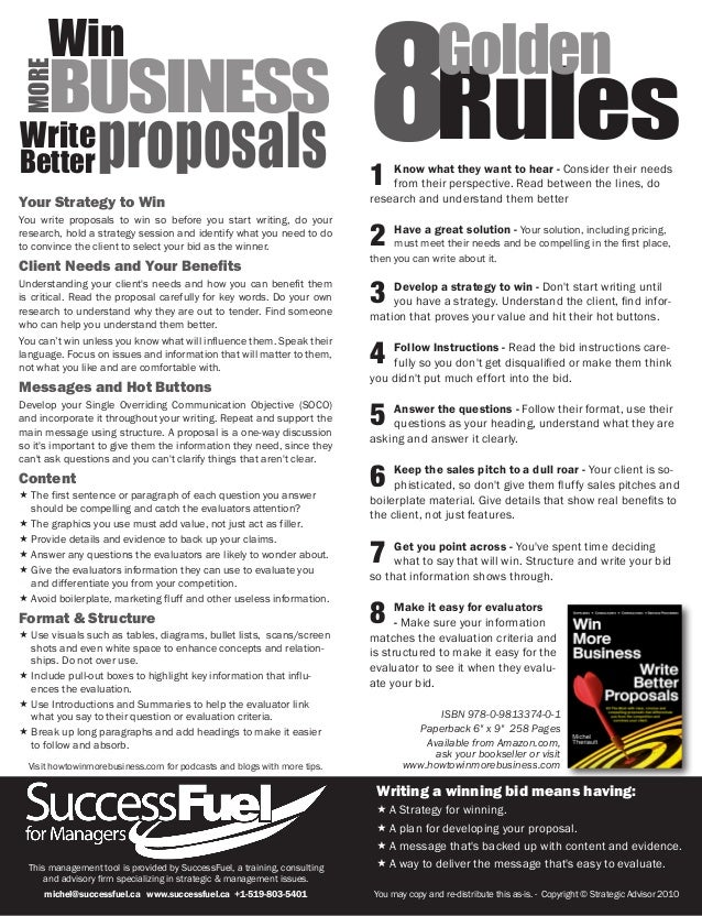 Golden Rules To Write Better Proposals 638 Cb Improve Linkedin Conversion