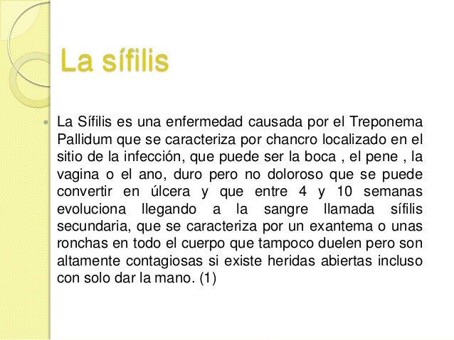 Frases De Prevencion De La Sifilis: Prevención De La Sífilis Neonatal