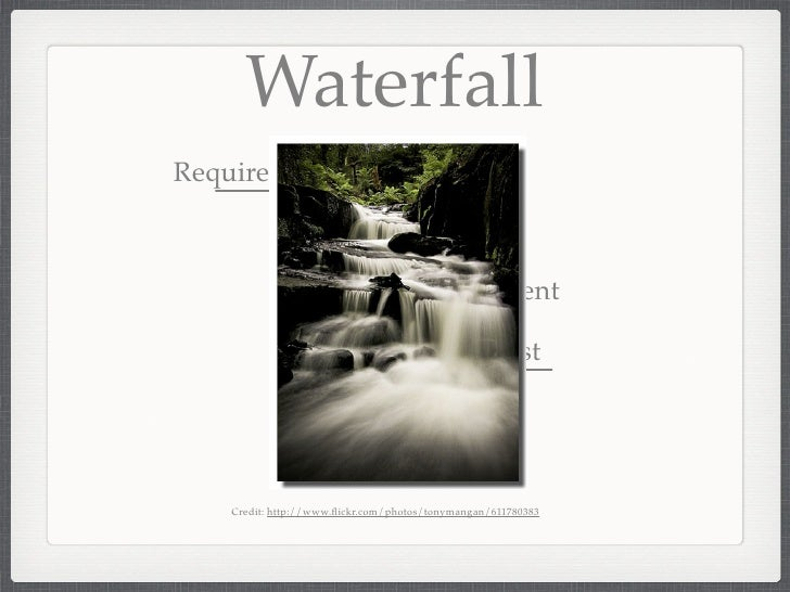 Lean and kanban principles for software developers for Kanban waterfall