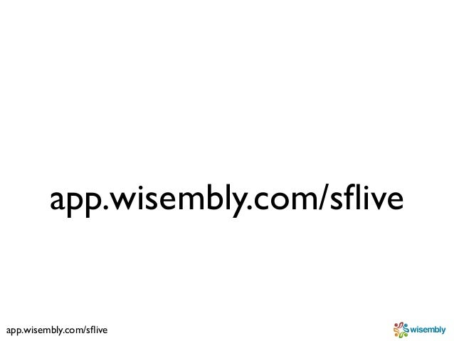 Symfony2, Backbone.js & socket.io - SfLive Paris 2k13 - Wisembly Slide 2