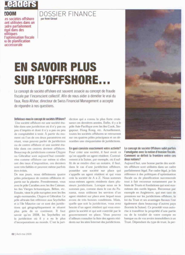 Sfm corporate services > SFM Offshore no-review no-scam