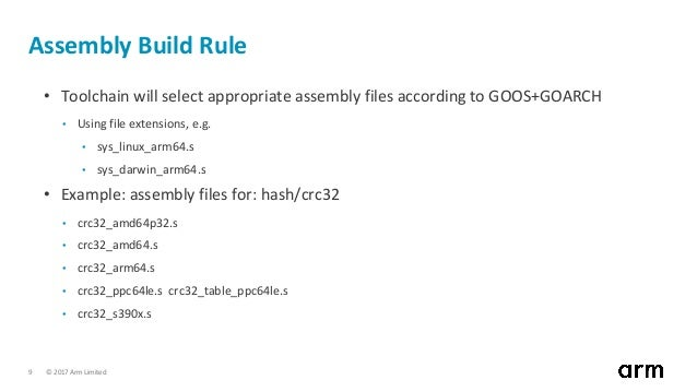 Optimizing GoLang for High Performance with ARM64 Assembly