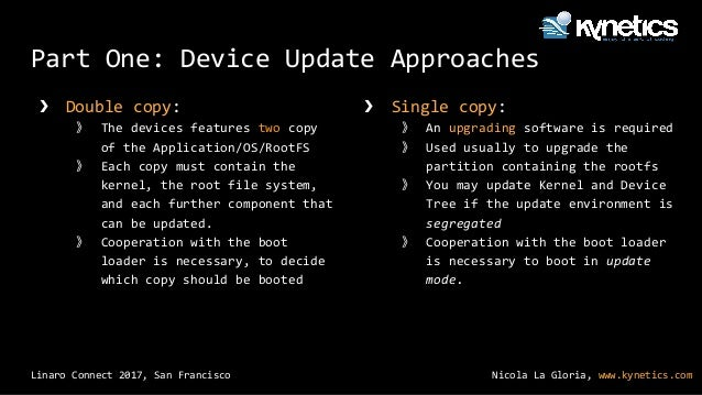 Update Remotely IoT Devices using Eclipse Hawkbit and SWUpdate - SFO…