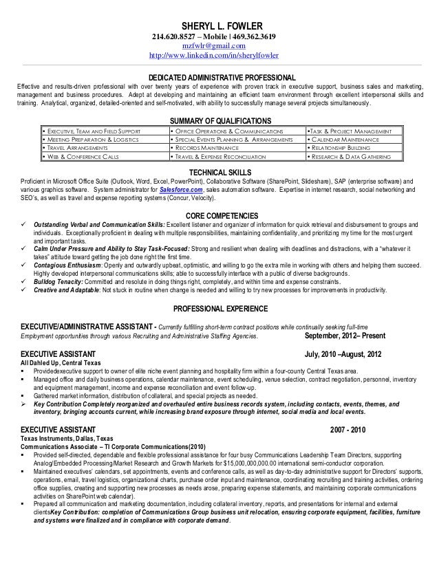 Resume And Salesforce Salesforce Admin Servicemax Resumes And Cover Letters  Salesforce Admin Servicemax Resumes And Cover