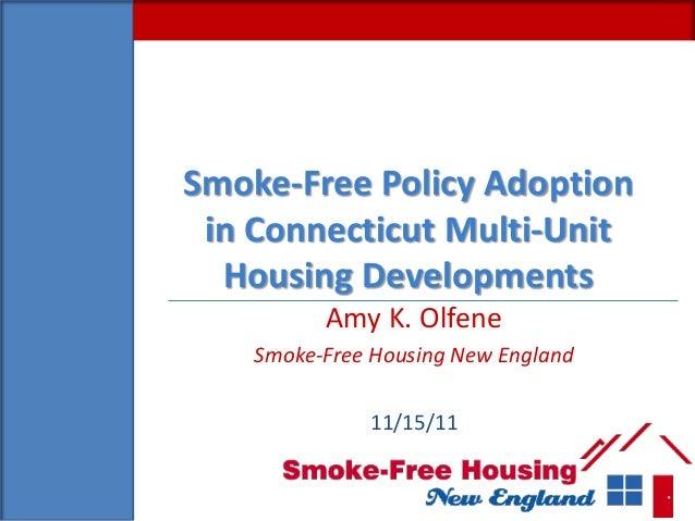 Smoke Free Illinois Act