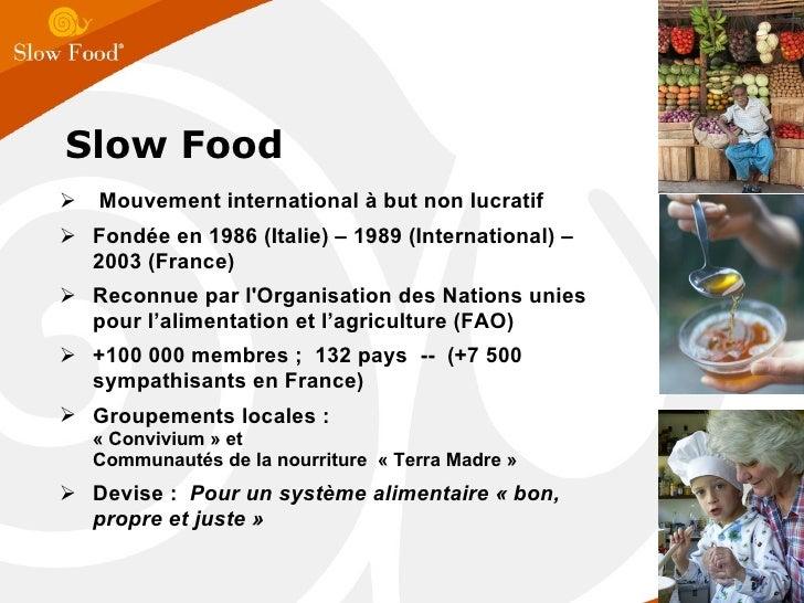 PARIS 2.0 = Anne Duncan, Vice-présidente, Slow Food France Slide 2